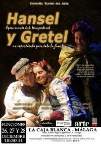 Hansel y Gretel ÓPERA EN FAMILIA